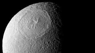Video Saturn moon looks like 'Death Star' download MP3, 3GP, MP4, WEBM, AVI, FLV Agustus 2017