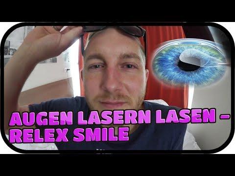 AUGEN LASERN MIT RELEX SMILE - MEINE ERFAHRUNGEN UND FAZIT