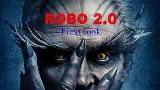 Robo 2.0 Teaser first look | Akshay Kumar | Amy Jackson | SuperStar Rajinikanth