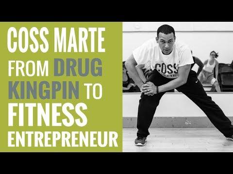Coss Marte: How a Drug Kingpin Became a Fitness Entrepreneur | Episode 88