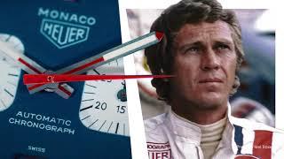 TAG Heuer x Porsche联手打造赛车基因