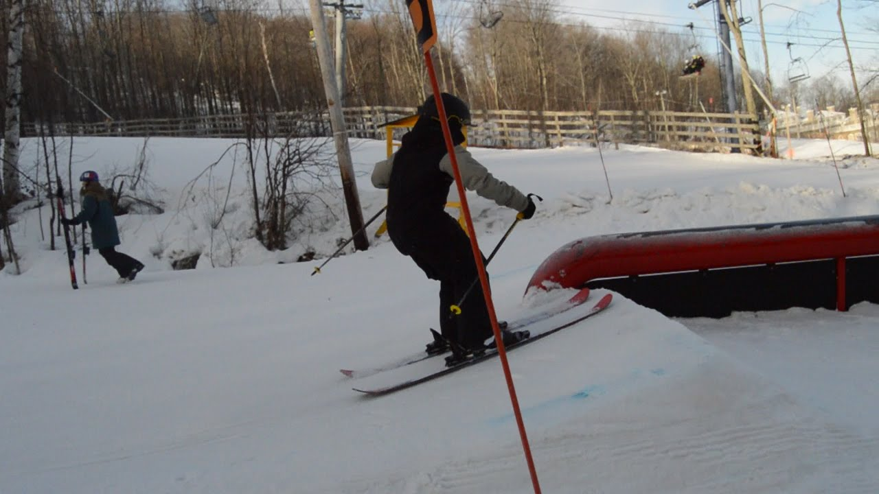 location equipement ski bromont