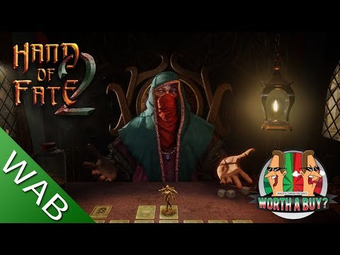 Hand of Fate 2 - Worthabuy?