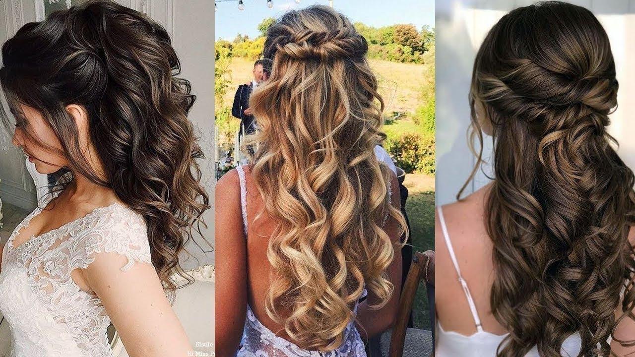 Frisuren hochzeit lange haare offen anleitung