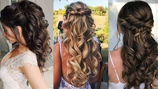 12 Amazing Wedding Hairstyles | Bridal Hairstyles For Long Hair
