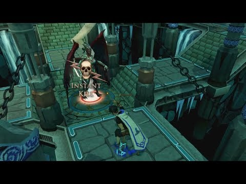 RuneScape: Insane Deathtouched Darts Luck!