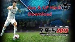 Pes 2013 GP & GÜÇ Hilesi İndir/Download Türkçe