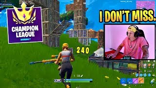 I reached Champion Division in 1 Day & did THIS Vs Fortnite PROS