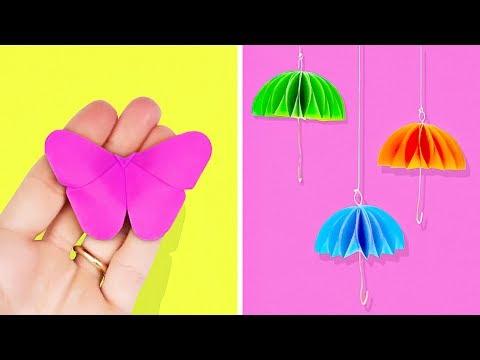 11 SIMPLE ORIGAMI IDEAS FOR CHILDREN