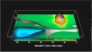 EMFAD -conrad GPR - VİSUALİZATİON 3D-OKM-KS 700 - YERALTI GÖRÜNTÜLEME SİSTEMLERİ
