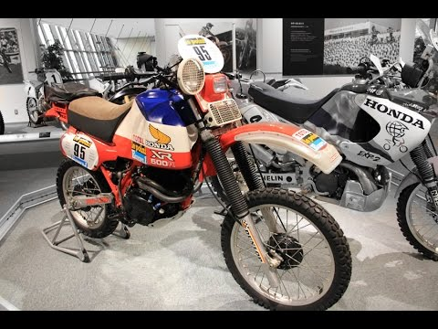 paris dakar 1983 film promo honda part1 doovi. Black Bedroom Furniture Sets. Home Design Ideas