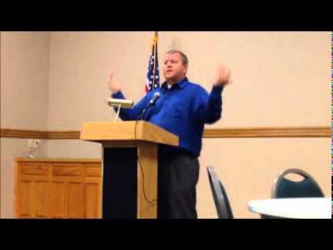 Dax Ewbank - Candidate for Oklahoma Governor 6/9/14