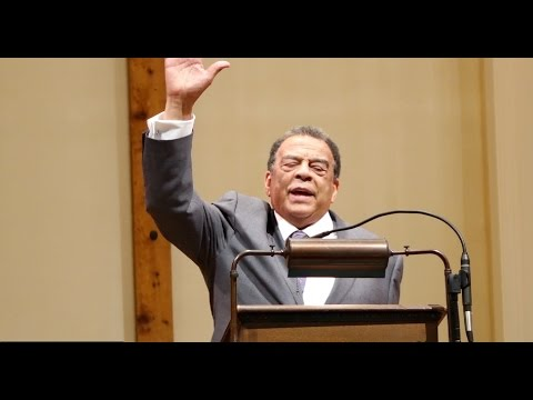 Alley Pat Funeral: ANDREW YOUNG