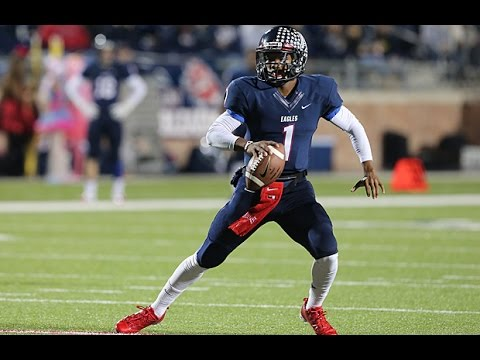 2015 QB Kyler Murray 2014 Season Highlight Remix YouTube