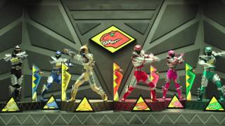 POWER RANGERS DINO SUPER CHARGE TRAILER