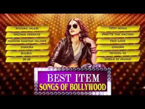 Best Item Songs of Bollywood 2018 | VIDEO JUKEBOX | Latest HINDI ITEM SONGS | T Series