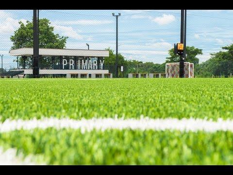 สนามฟุตบอลหญ้าเทียม Primary@rayong BY GreenyGrass