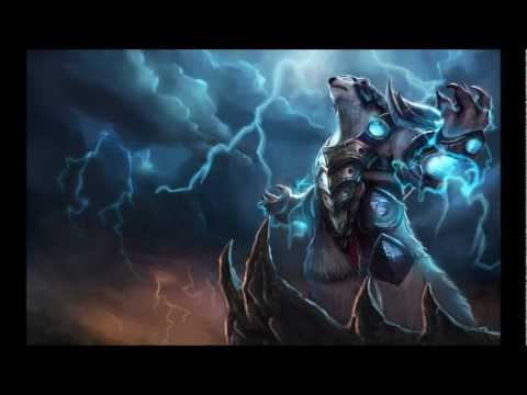 League Of Legends - Music for playing as Volibear (Rage)