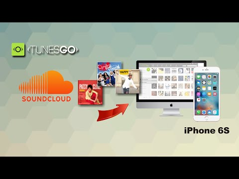 [iPhone 6S Music Downloads]: How To Download Music From SoundCloud To IPhone 6S On Mac