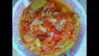 Заправка для супа на зиму