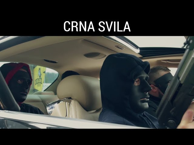 LIDIJA MATI? & ARMANI & DJMC URKE - CRNA SVILA (OFFICIAL VIDEO) 2018
