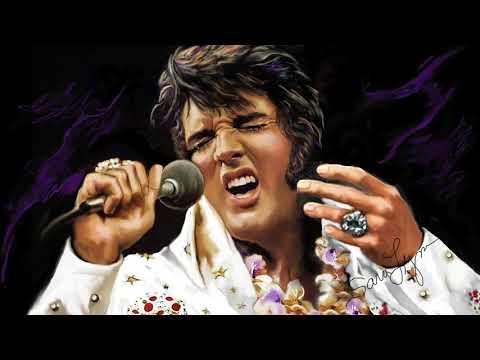 Elvis Portraits by Sara Lynn Sanders