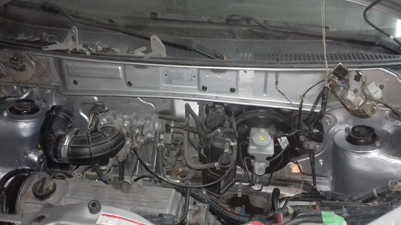 Восстановление верхней опоры стойки с водительской стороны.Suzuki Wagon R+ Часть 3