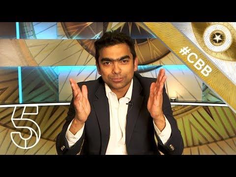 Day 12: Karthik Nagesan reads your tweets!