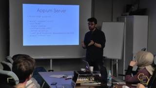 Mobile Test Automation Workshop By Can Yildirim