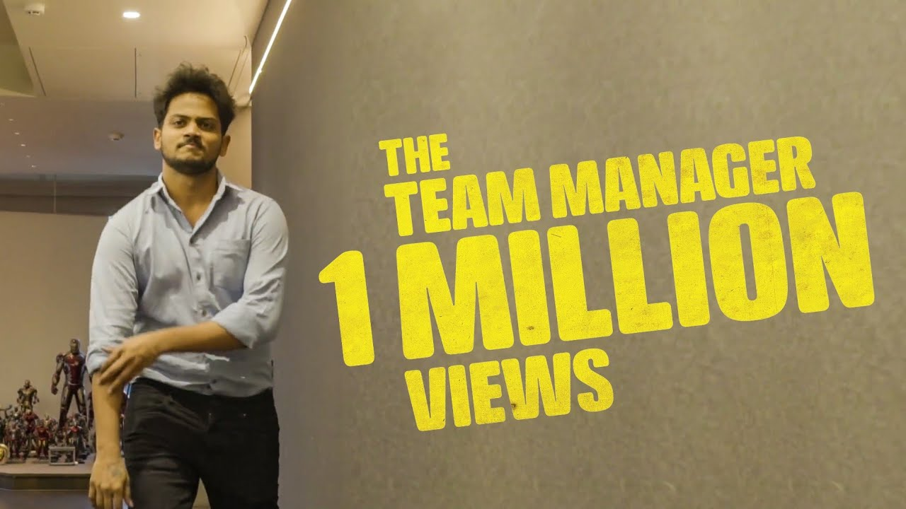 Download The Team Manager | Shanmukh Jaswanth | Infinitum Media