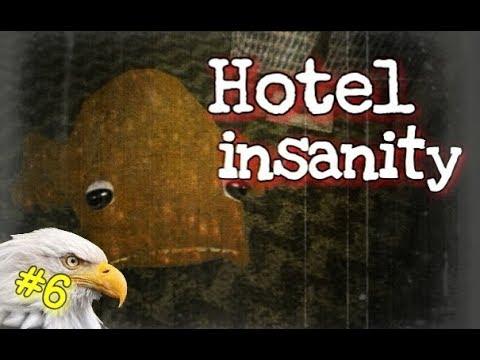 [ В Мире Животных #6]. Hotel Insanity. ВЕСЕЛЫЙ ГОЛОВАСТИК И ЧУДЕСНЫЙ ПЕРСОНАЛ ( НЕТ ).