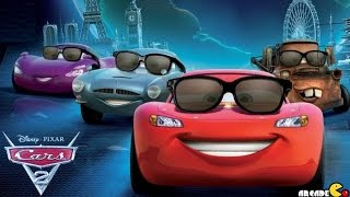 Disney Cars 2 Lightning McQueen Battle Race Disney Pixar Cars Toon