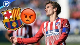 Antoine Griezmann en colère contre le vestiaire du Barça | Revue de presse