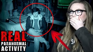 Paranormal Activity Captured on HAUNTED SHIP | Touched + Figure Appears