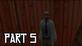 Half-Life: Blue Shift - Dr. Rosenberg | Playthrough | Part 5