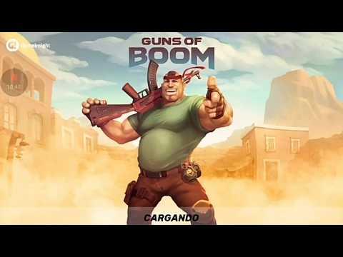Gameplay Z / Guns of boom - los guerreros Z