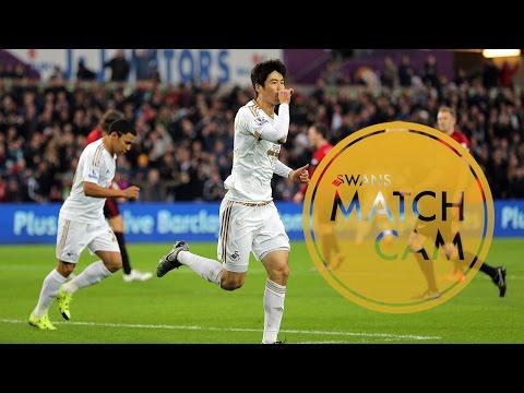 Swans TV - Match Cam: West Brom
