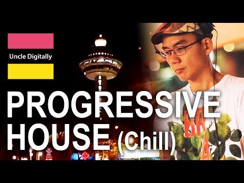 Chill Out Progressive 2015 HD (Timelapse) - Singapore Cityscape - Go Progressive