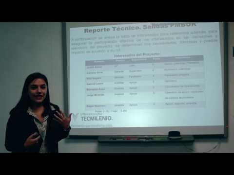 """A02607905: """"Aplicación de la Guía PMBOK - Caso MSCI: Implementación de Sales Force"""