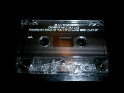 MC Mack - Pimpin As A Mack (Full Tape)