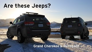 Jeep Renegade & Grand Cherokee - Are these Jeeps? - Review & Long-Term - Everyday Driver