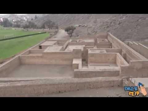 Museo de Sitio Puruchuco- Ate Lima- Perú_parte1 en HD 2015