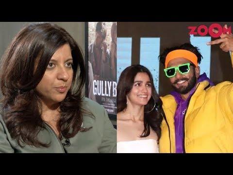 Gully Boy director Zoya Akhtar talks about Ranveer Singh's transformation into Murad | Exclusive Mp3