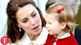 15 Times Kate Middleton Was Caught Off Guard By Cameras