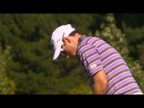 2012 NZPGA Pro-Am Round 2 Highlights