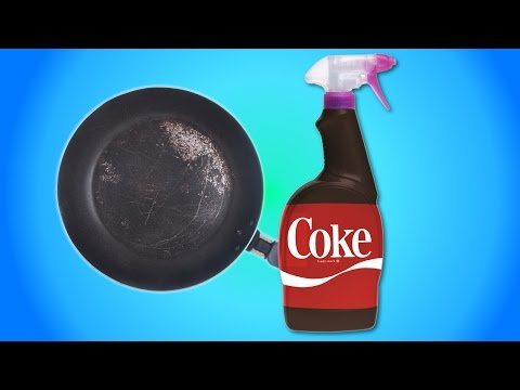 15 COCA-COLA HACKS That Really Work!