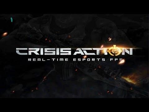 Crisis Action Gameplay Обзор Первый взгляд Летсплей (Android,APK)