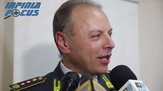 Cambio al vertice della Guardia di Finanza di Avellino - Parla il colonnello Gennaro Ottaiano