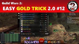 Guild Wars 2: Easy Gold Trick 2.0 #12