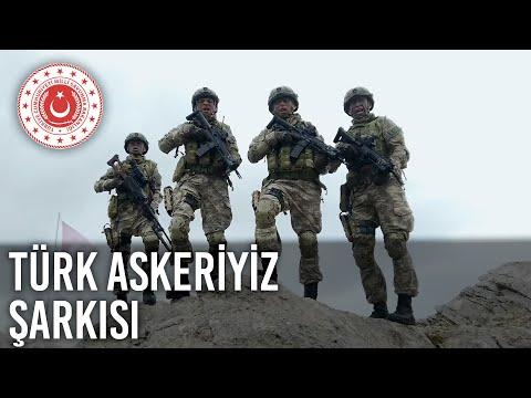 Vatanıma Göz Dikip Kılıç Çekilmedikçe Kılıç Çekmeyen Türk Askeriyiz